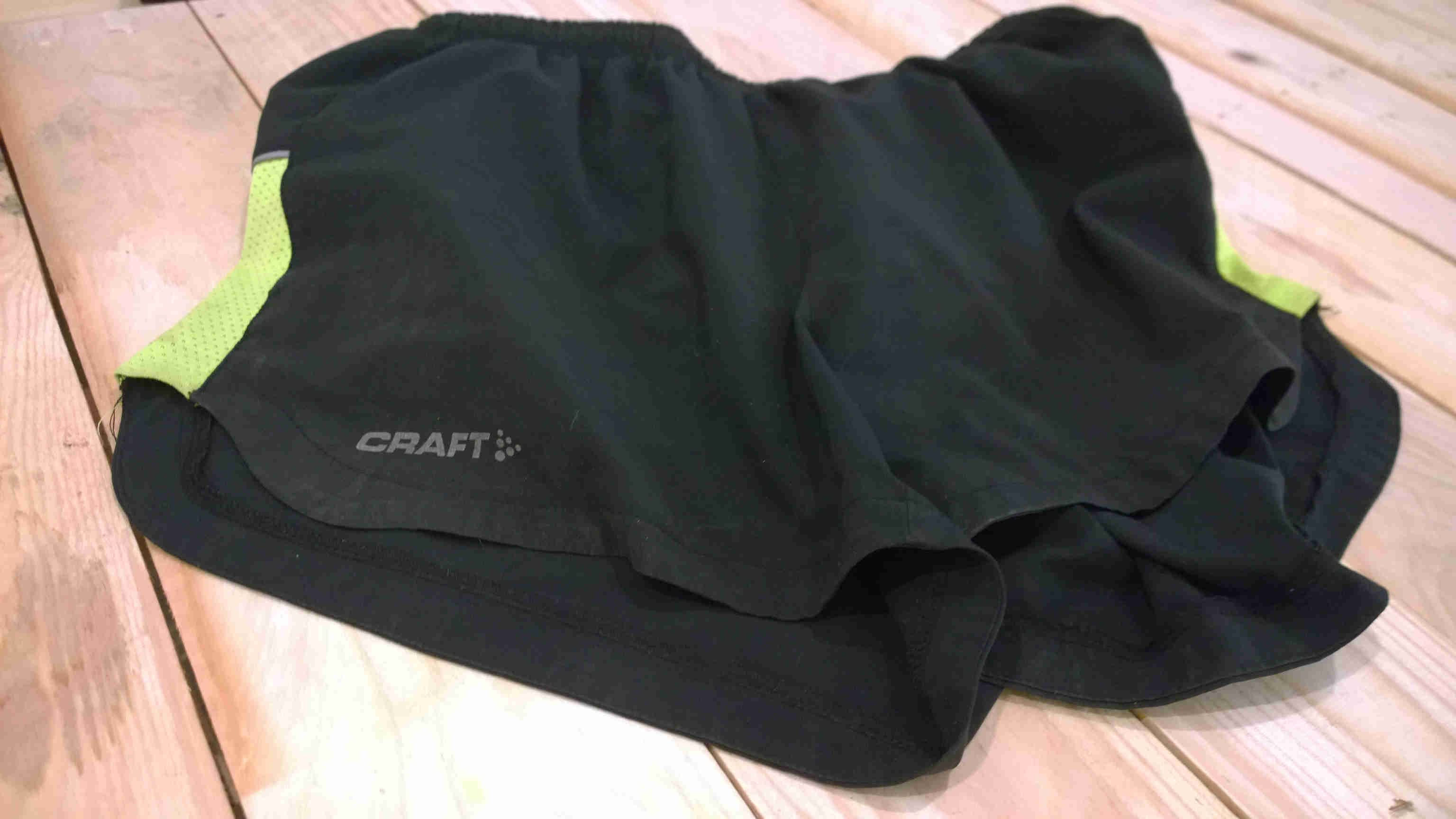 Bežecké kraťasy Craft, recenzia