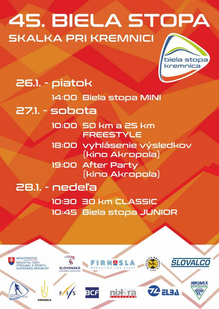 Expresky z hôr 97 - 45. Biela stopa v Skalke pri Kremnici, zdroj: bielastopa.sk