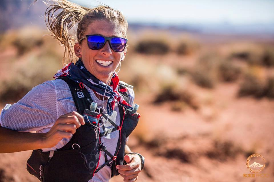 Expresky z hôr 92 - Courtney Dauwalter, zdroj: FB page Moab 240 mile Endurance Run