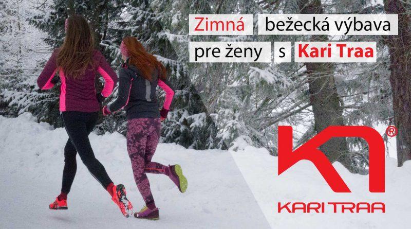 Titulná fotka pre zimnú bežeckú výbavu s Kari traa