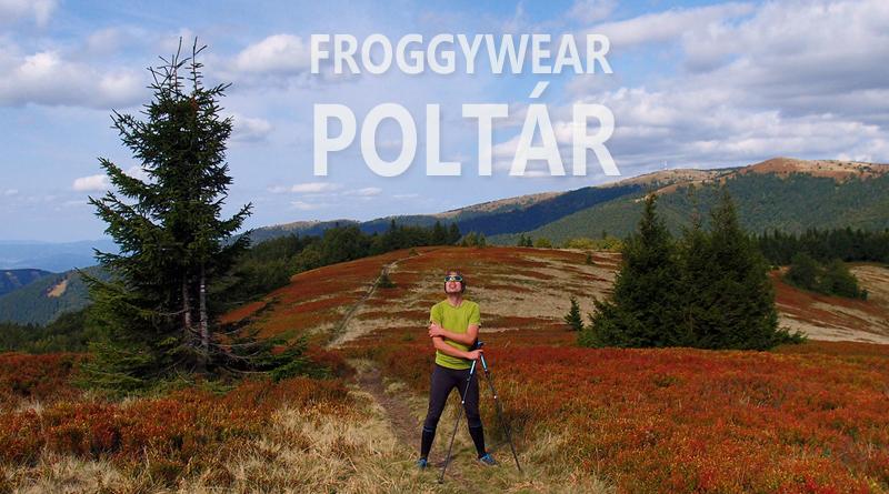 Expresky z hôr 80 - POLTÁR, pánske merino tričko od Froggywear