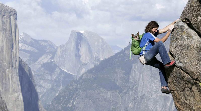 Dean Potter tragicky zahynul pri base jump skoku v Yosemitoch