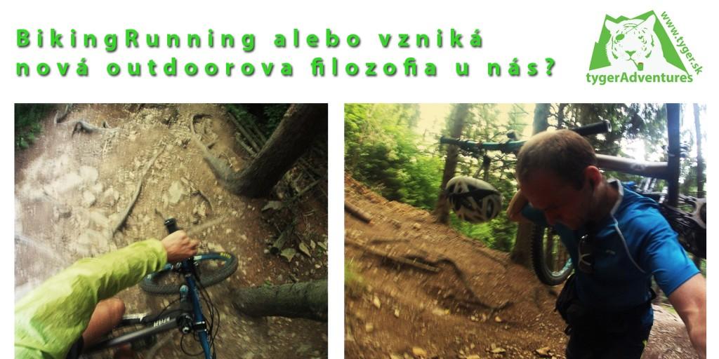 bikingRunning