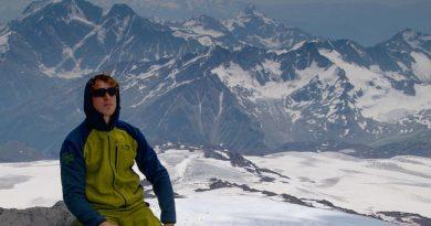 Expedícia Kaukaz 2017