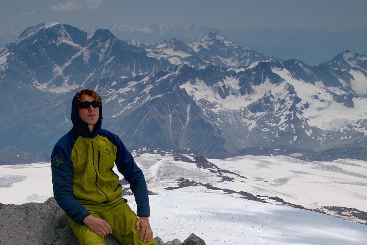 Expresky z hôr 89 - Expedícia Kaukaz 2017