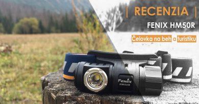 Nabíjateľná čelovka Fenix HM50R