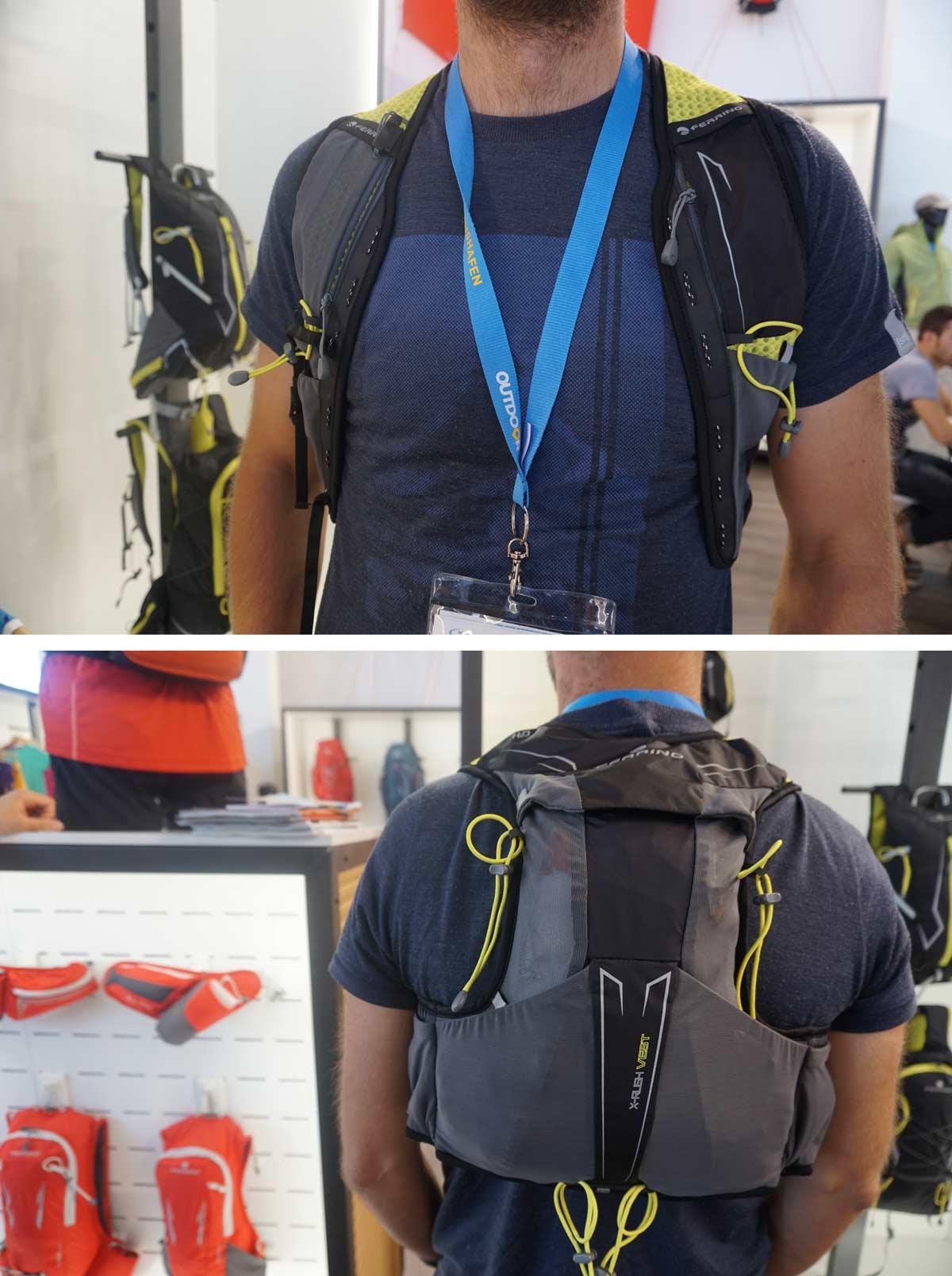 Bežecký batoh Ferrino X - track vest | trail run