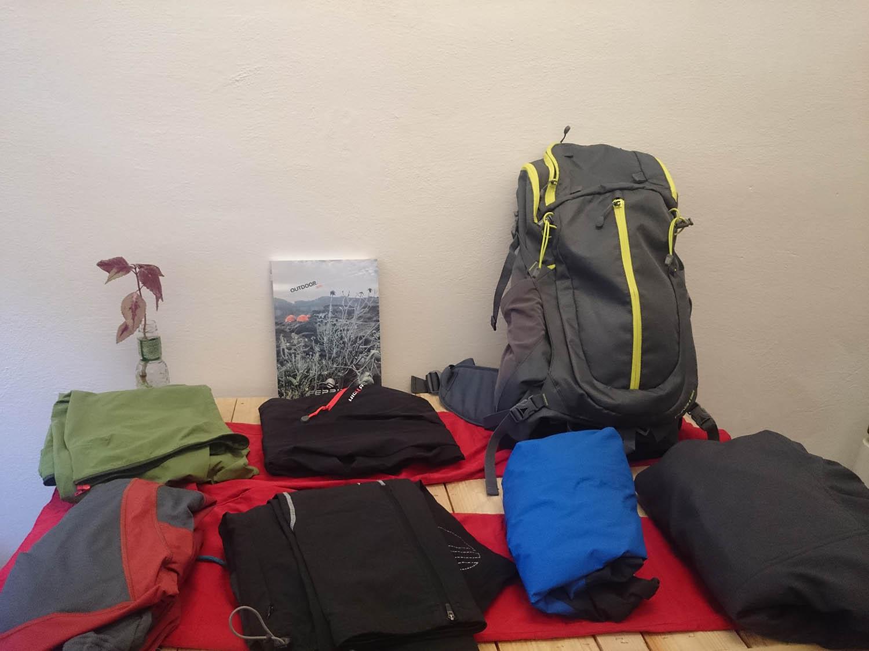 Testovacia Ferrino outdoor kolekcia pre rok 2016