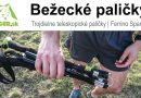 Outdoor recenzia: Ferrino Spantik | teleskopické palice