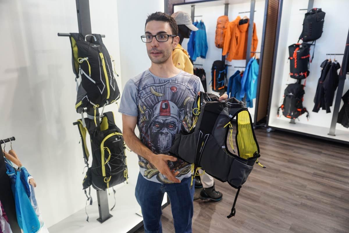 Bežecká vesta Ferrino X- Track Vest | Trail running