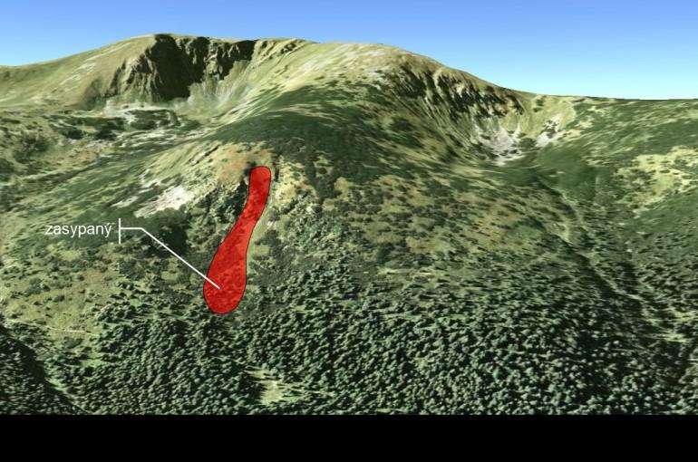 Expresky z hôr 41 - Spoveď lavínou zasypaného lyžiarapod Chabencom, zdroj: skitourguru.com