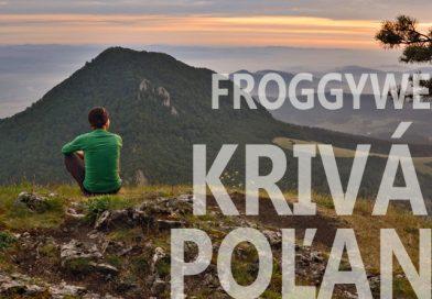 Kriváň a Poľana, merino tričká od Froggywear