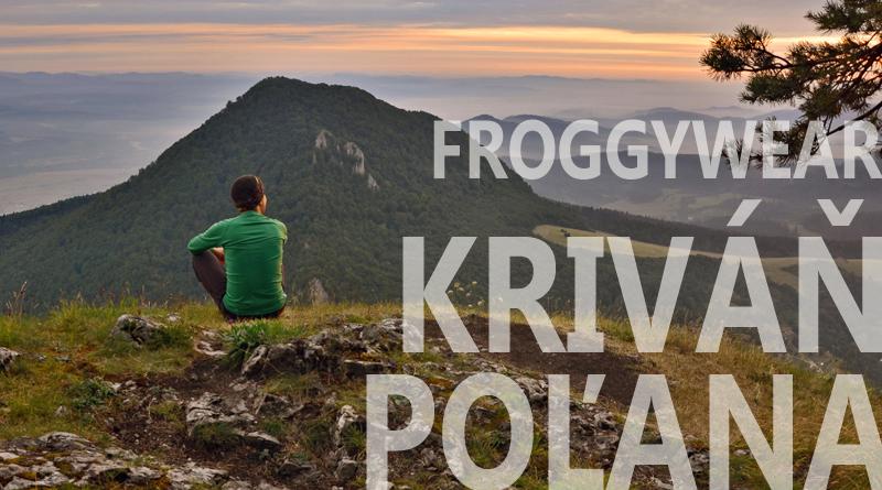 Expresky z hôr 72 - Kriváň a Poľana, merino tričká od Froggywear