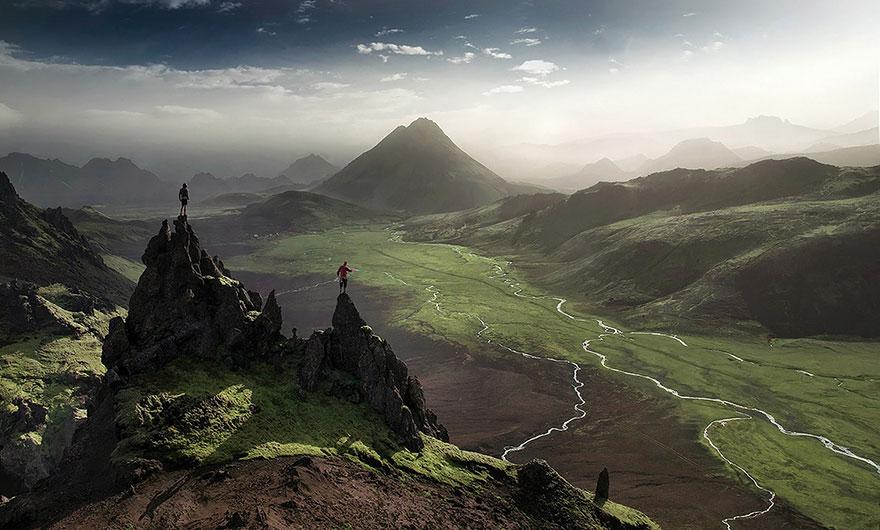 Miesto: Myrdalsjokull, Island | Autor: Max Rive