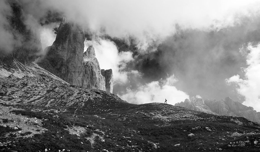 Miesto: Dolomity, Valley, Taliansko | Autor: Dmitriy Vorobey