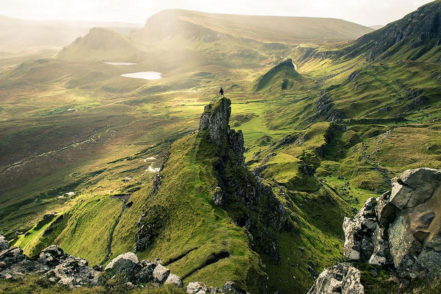 Miesto: Quiraing , Skye, Škótsko | Autor: Robert White
