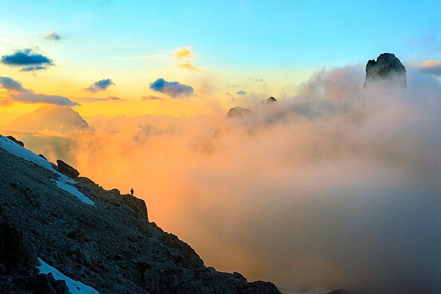 Miesto: Dolomity, Taliansko | Autor: Francesco Vaninetti