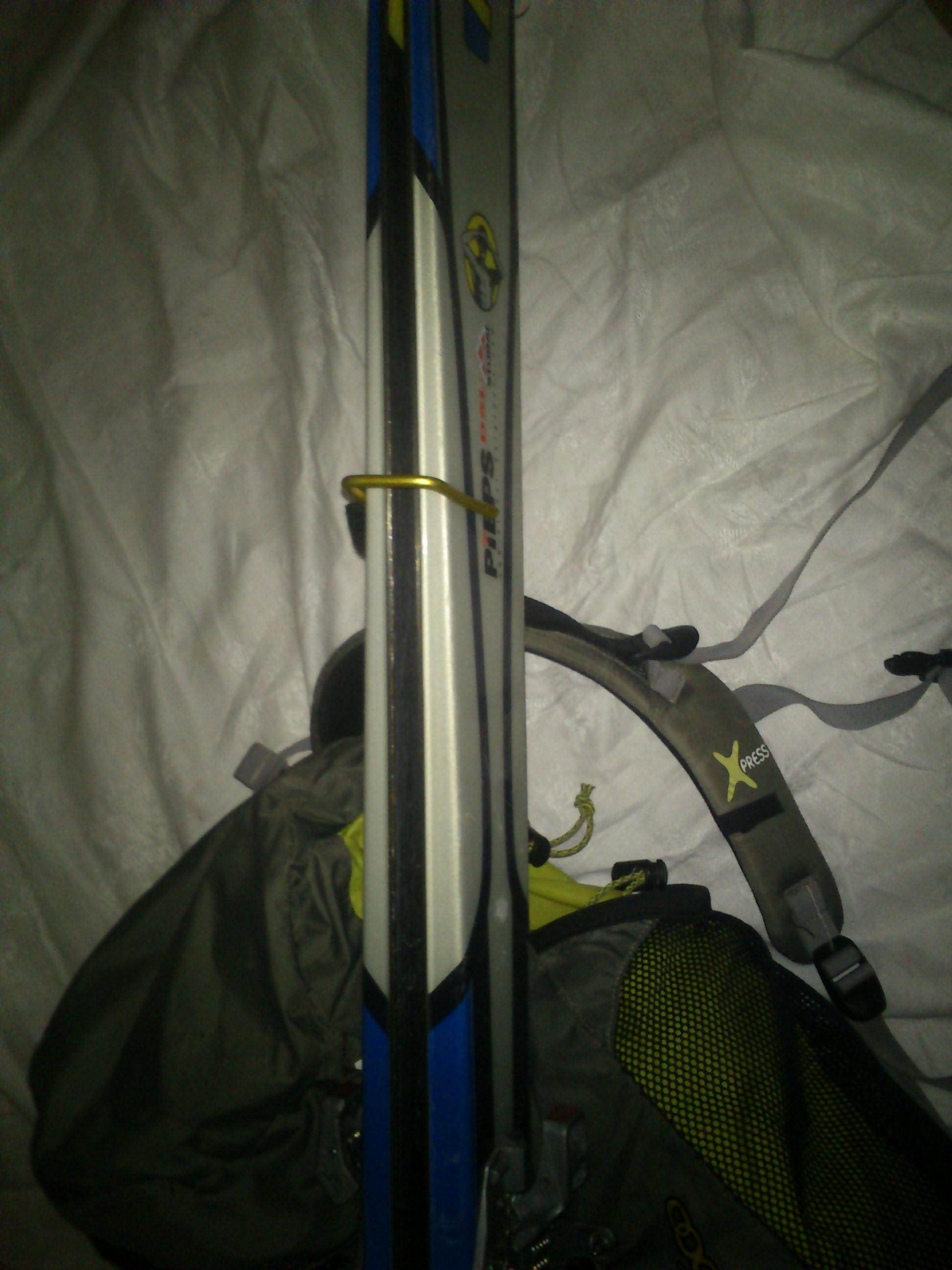Batoh Camp x 3 600 s háčikom na lyže