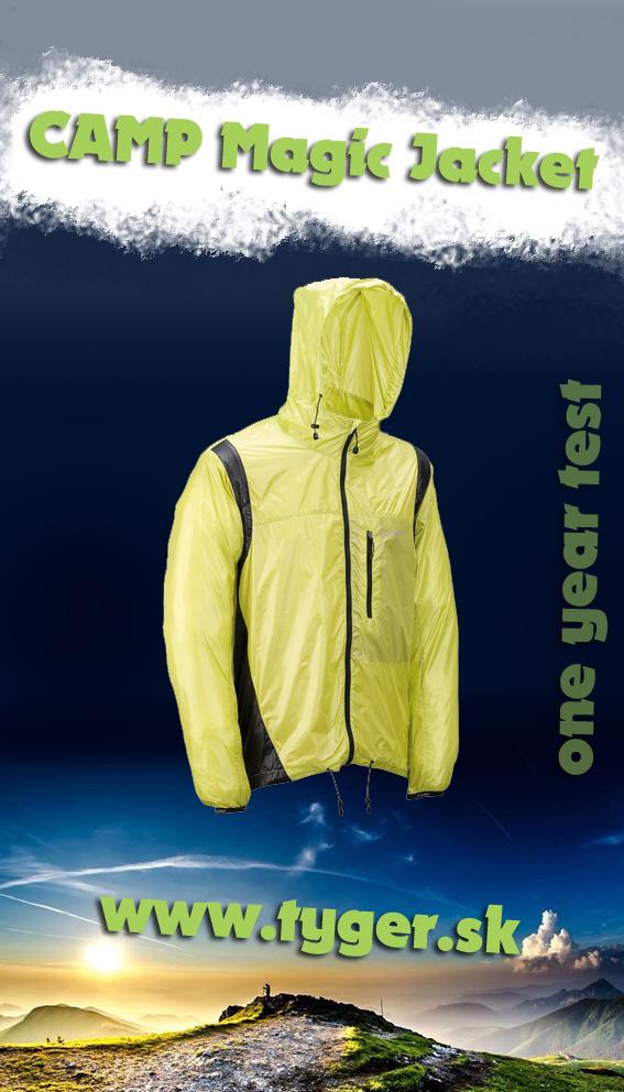 ultra ľahká bunda Camp Magic jacket