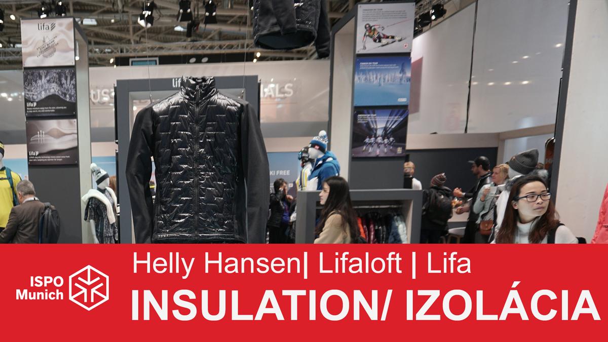 Expresky z hôr 100 - Helly Hansen na ISPO 2018