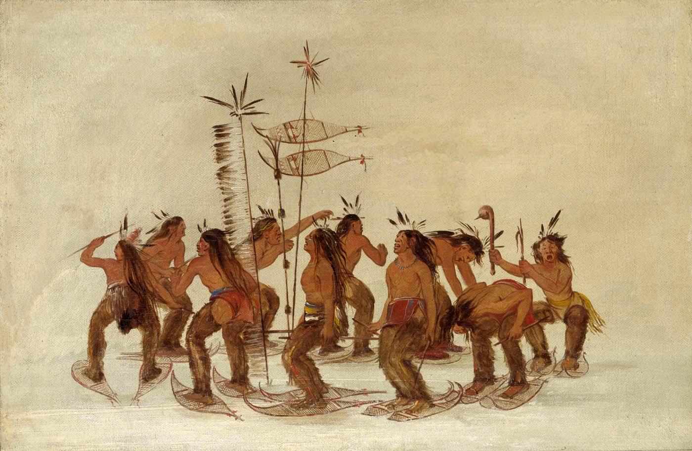História snežníc