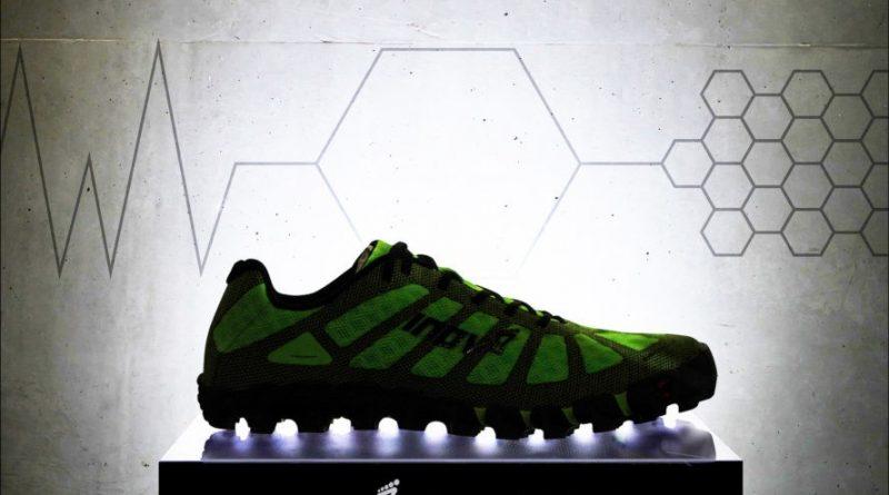 invo-8 graphene materiál v trail runovom svete aplikovaný na bežeckú obuv