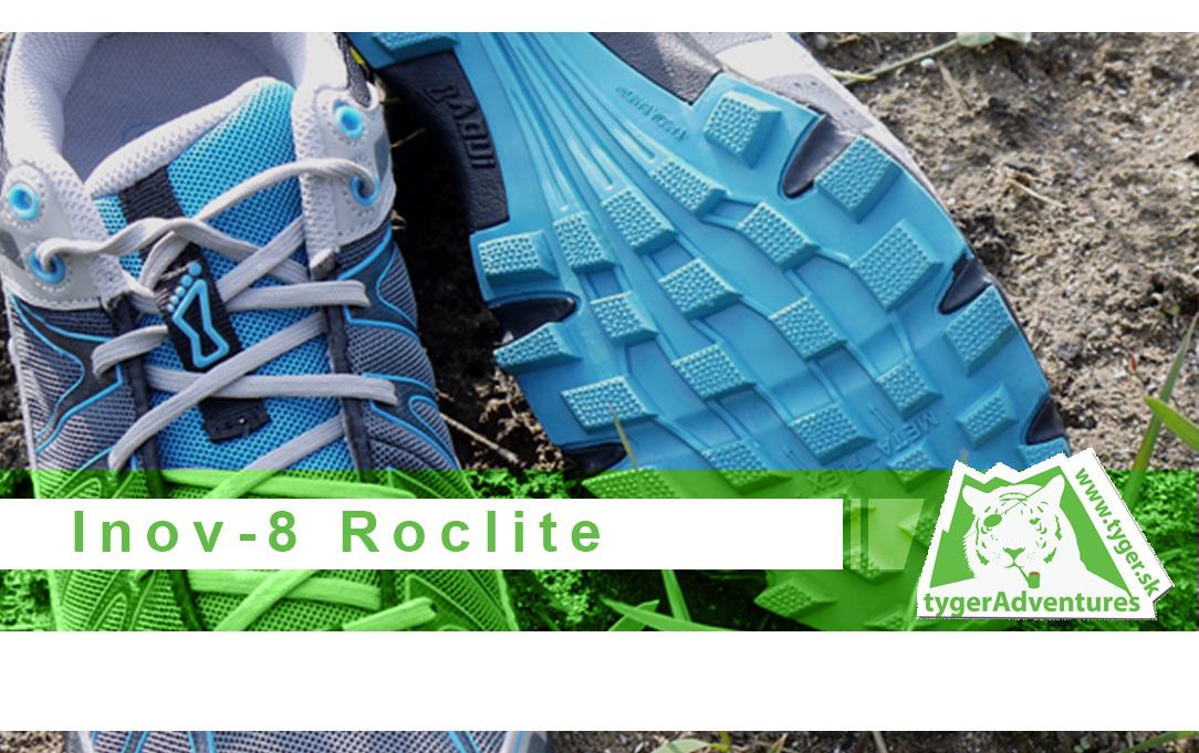 Outdoor Recenzia: Inov-8 Roclite 268