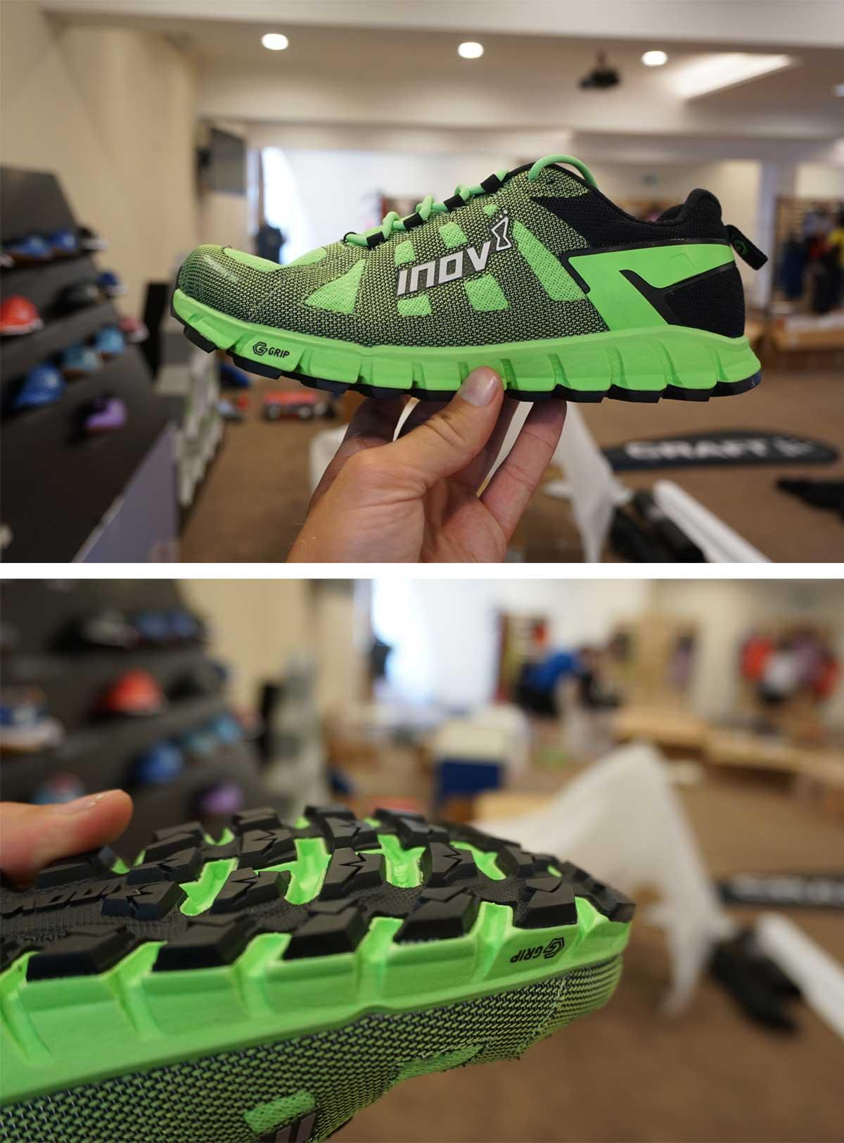 Trailrunová topánka Inov8 Terra Ultra 260 z G série