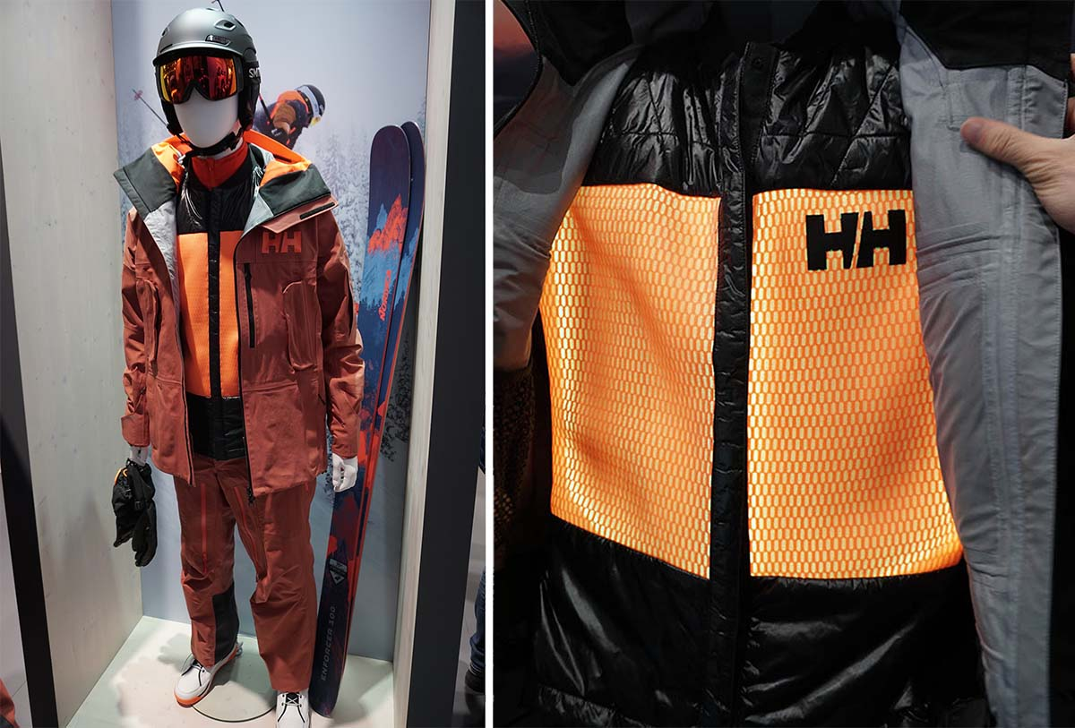 Ispo 2018 Helly Hansen elevation jacket