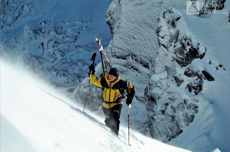 Expresky z hôr 82 - Ivanva Filová Sikulová - D8ma v Extrémoch, zdroj: skitourguru.com