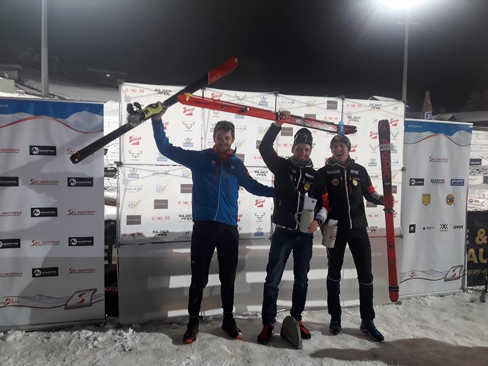 Expresky z hôr 99 - Jakub Šiarnik a jeho Druhé miesto na Európskom pohári a zároveň 2. miesto na Majstrovstvách Rakúska v šprinte, zdroj: FB page Jakub Šiarnik