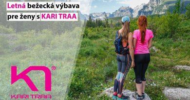 Letný bežecký outfit pre ženy s Kari Traa