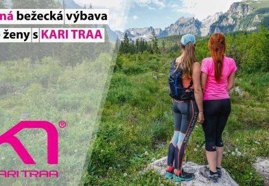 Letná bežecká výbava pre ženy s Kari Traa