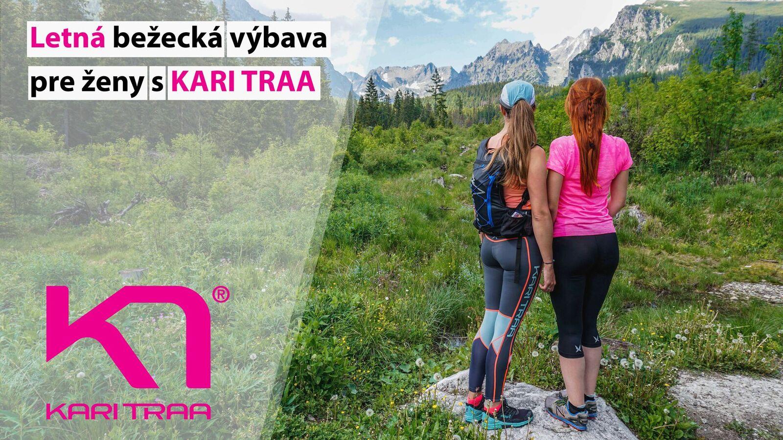 1940c802e Letná bežecká výbava pre ženy s Kari Traa - tyger.sk