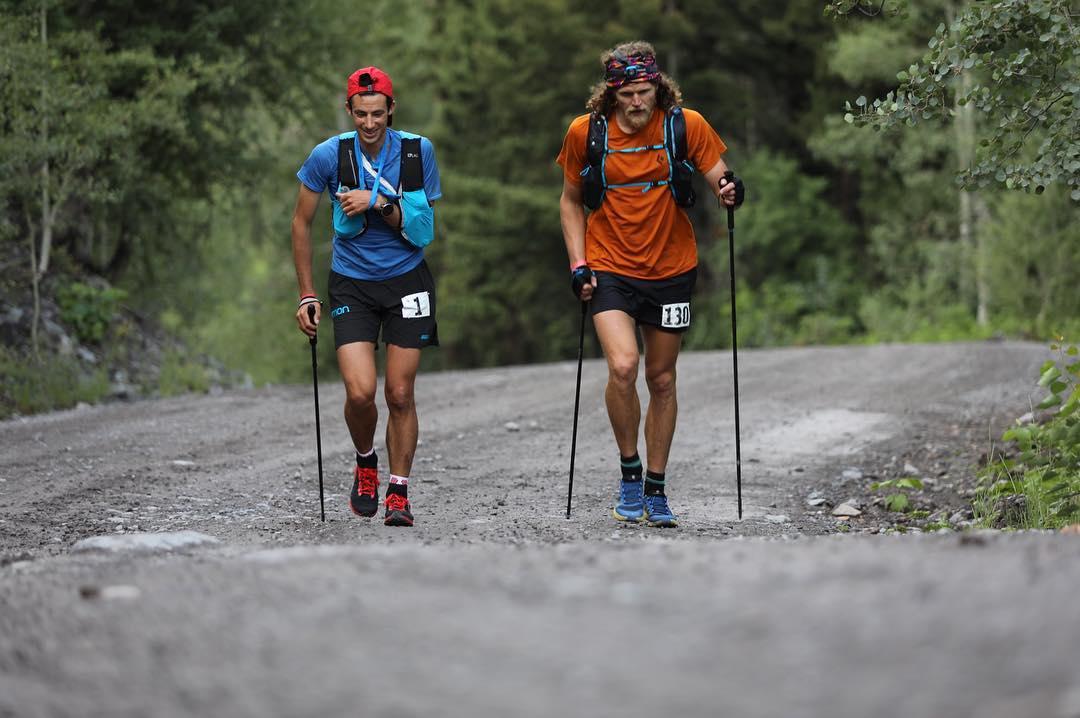 Expresky z hôr 71 - Hardrock 100 2017, zdroj: runningmagazine.ca