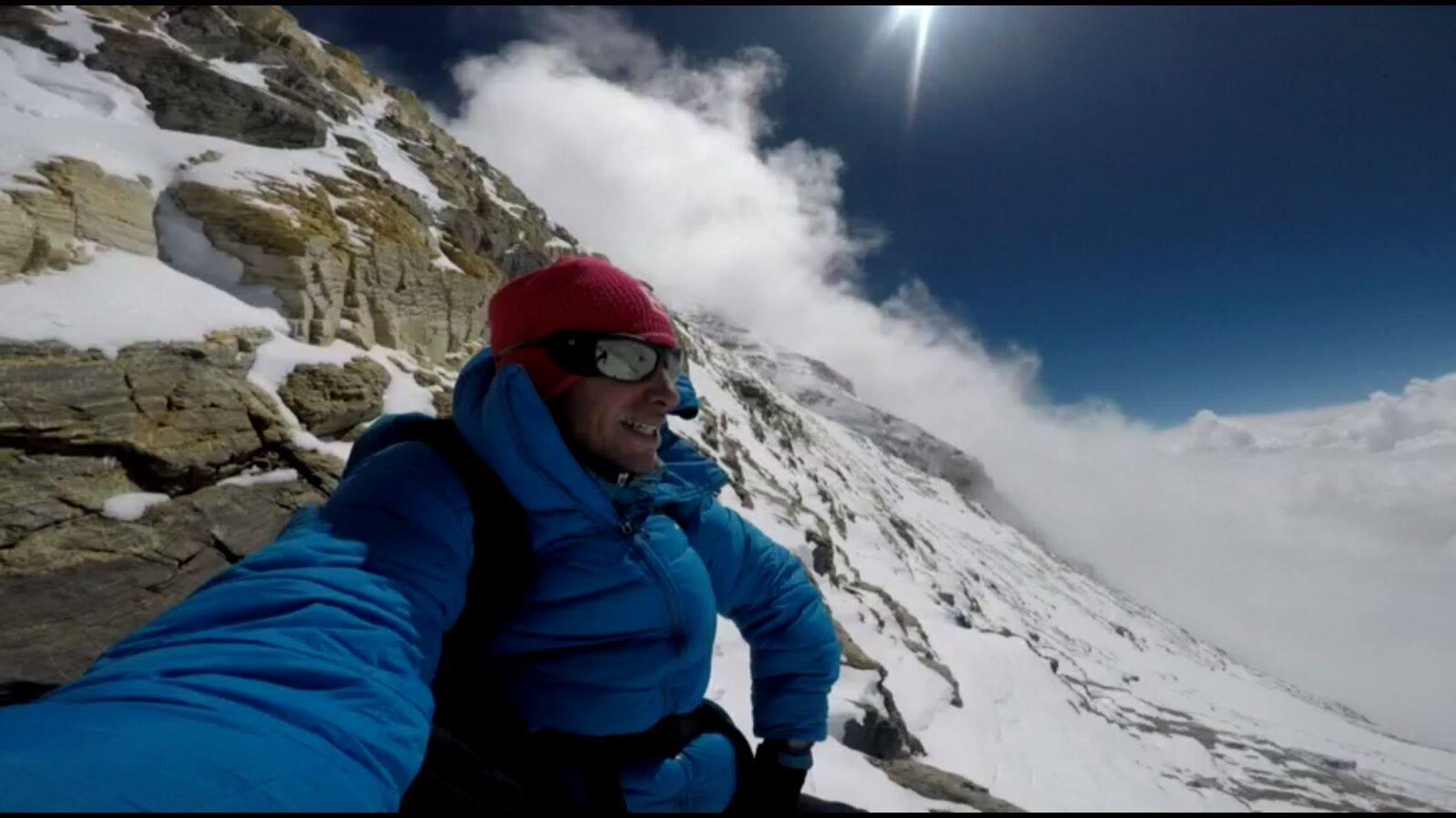 Expresky z hôr 62 - Kilianova aklimatizácia, zdroj: FB page Kilian Jornet
