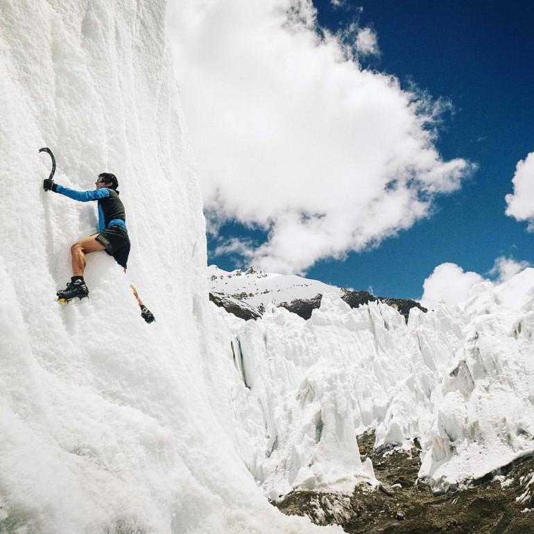 Expresky z hôr 30, Kilian v Base Campe pod Everestom, zdroj: Seb Montaz Studio