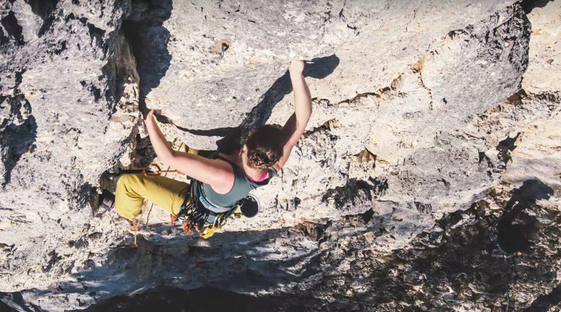 Lezenie a strach z pádu, titulná fotka