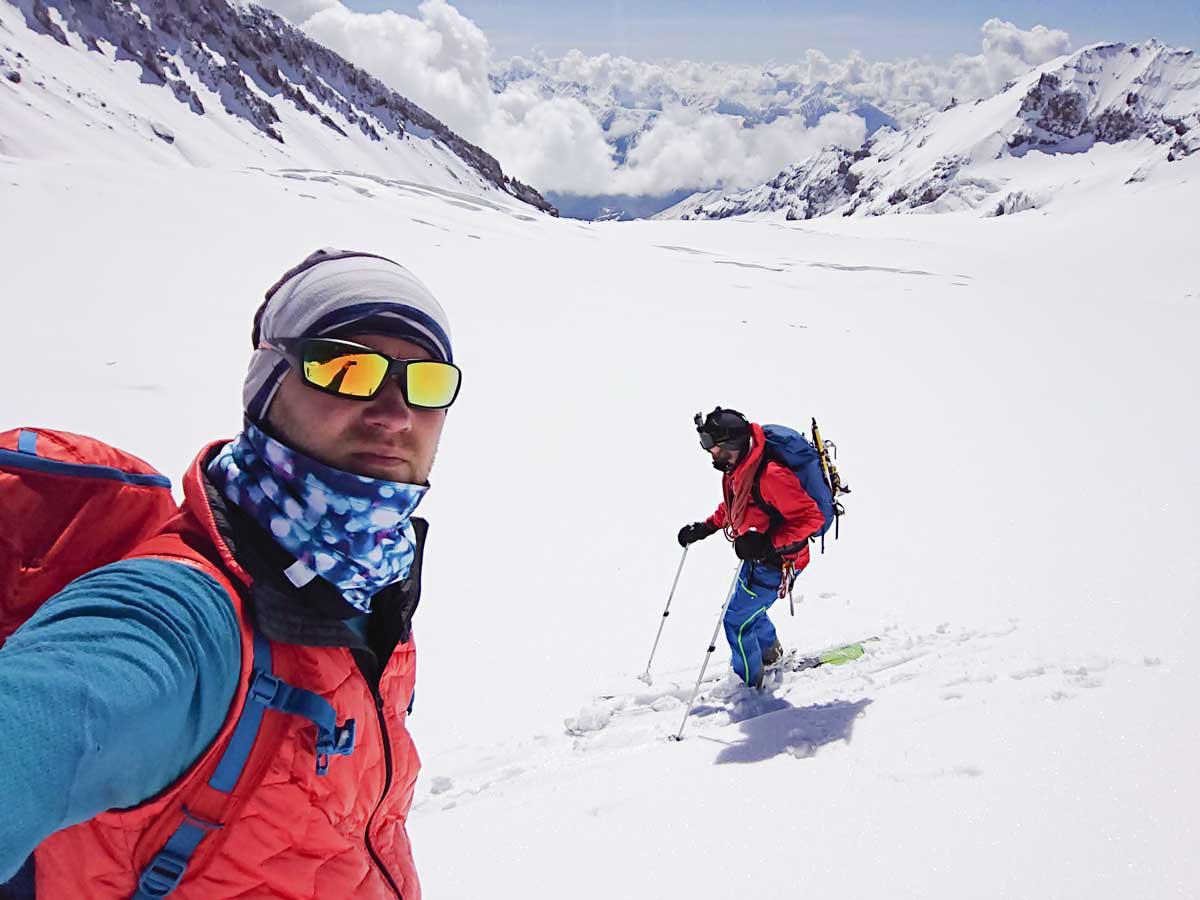 Lifaloft na Kaukaze od Helly Hansen | outdoor recenzia