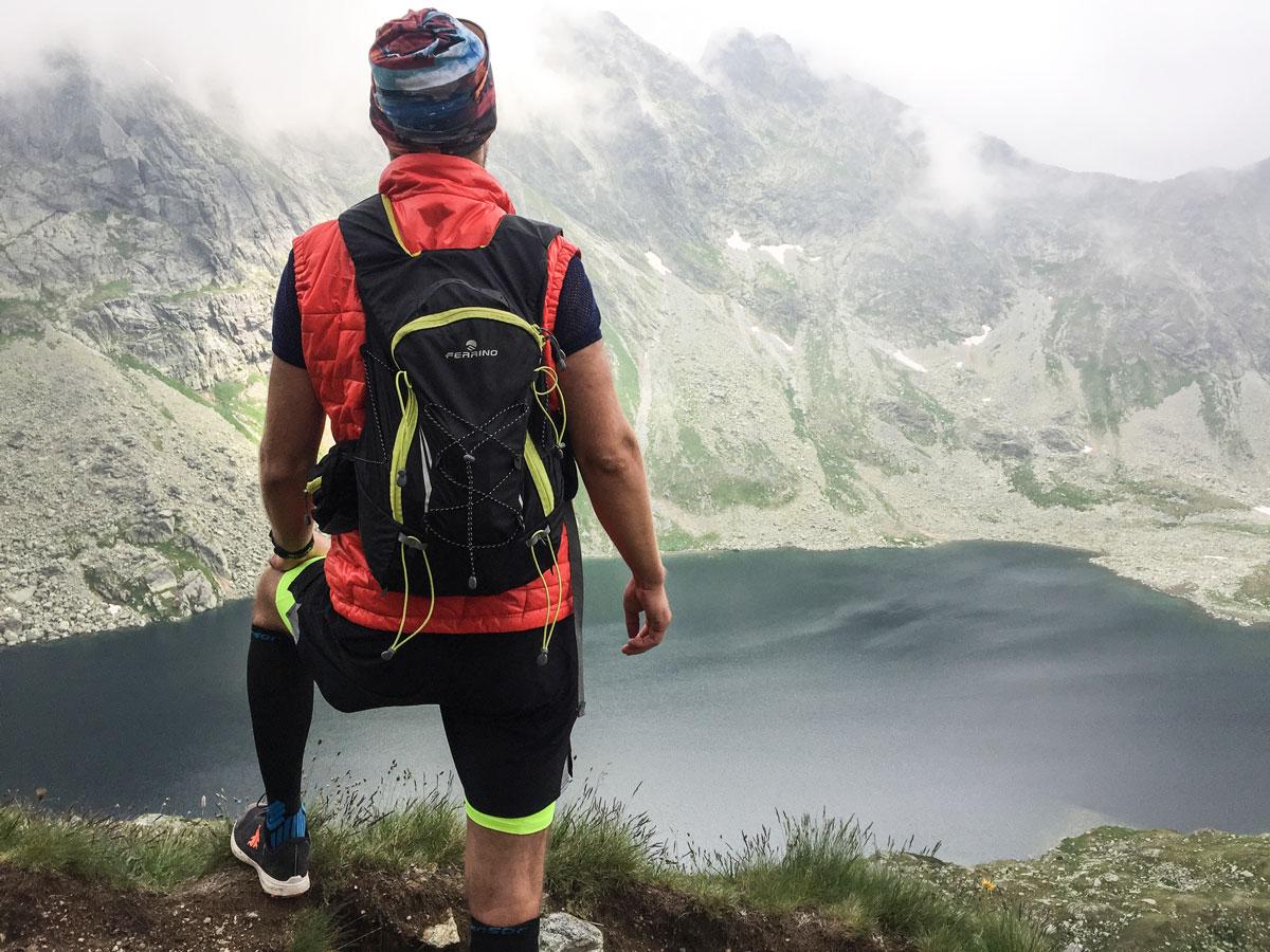 Tentokrát sa striedalo teplé počasie so studeným a vesta Lifaloft bola počas výšlapu viac než vhodná| Lifalotf recenzia | Vysoké Tatry
