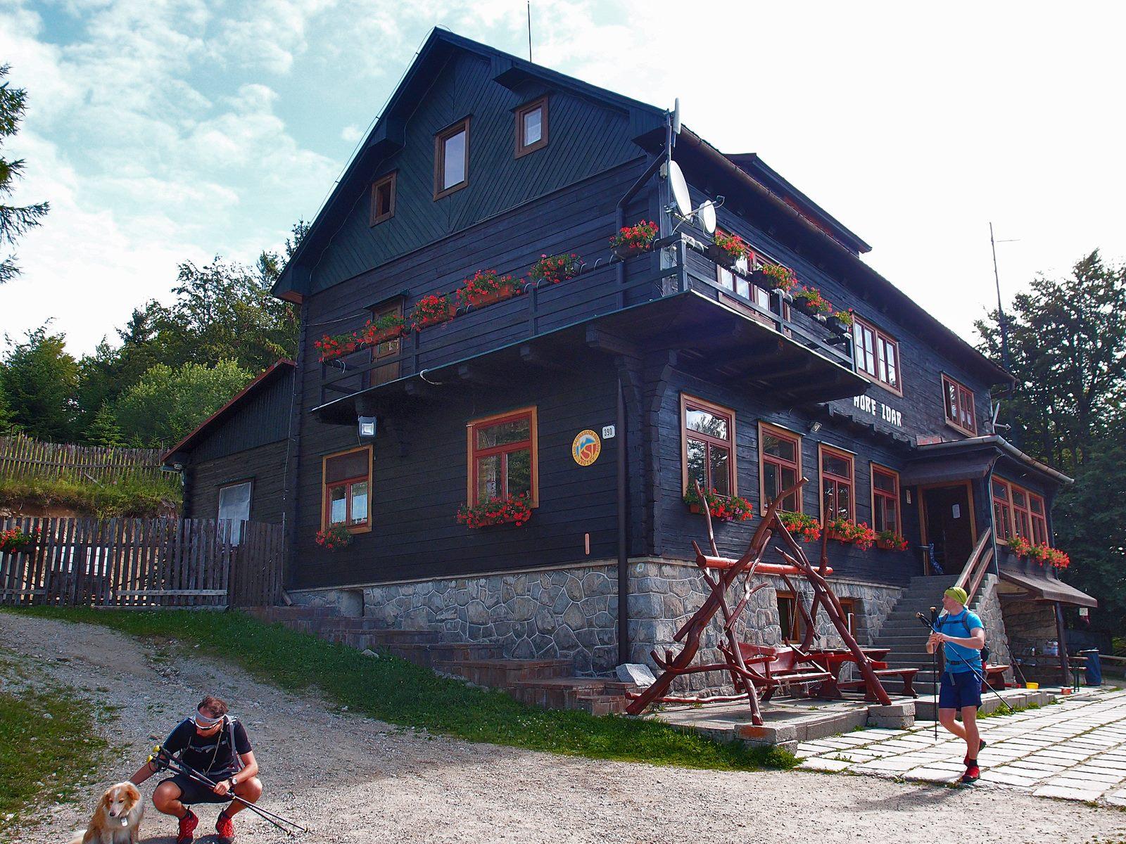 Expresky z hôr 60 - Kľačiansky Magura, foto: Thom Krajča