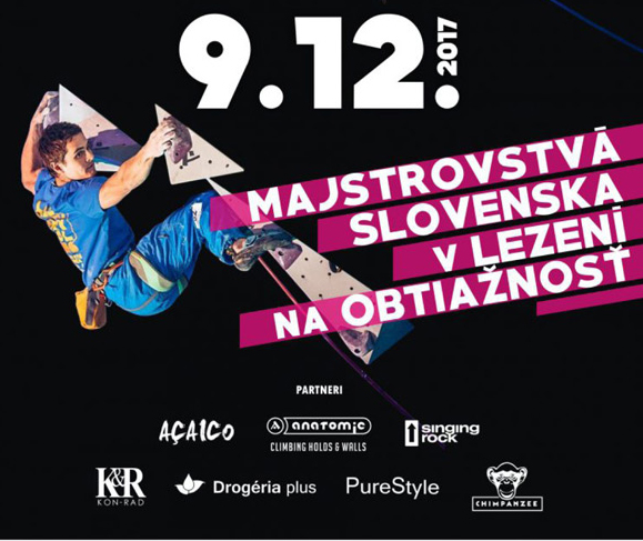 Expresky z hôr 91 - Majstrovstvá Slovenska v lezení na obtiažnosť, zdroj: james.sk