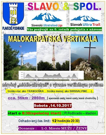 Expresky z hôr 83 - Malokarpatská vertikála 2017, zdroj: mkvertikala.webnode.sk