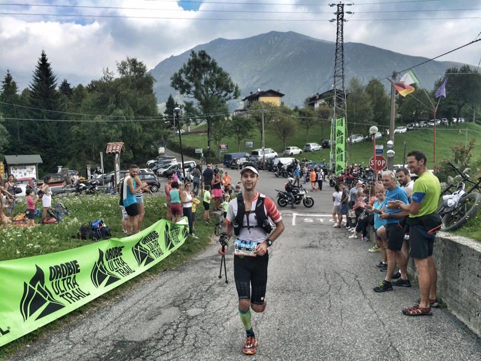 Expresky z hôr 74 - Martin Halász na Gran Trail Orbie 2017, zdroj: Slovak Ultra Trail
