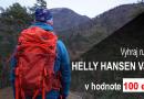 Vyhraj ruksak v hodnote 100 eur | Helly Hansen Vanir
