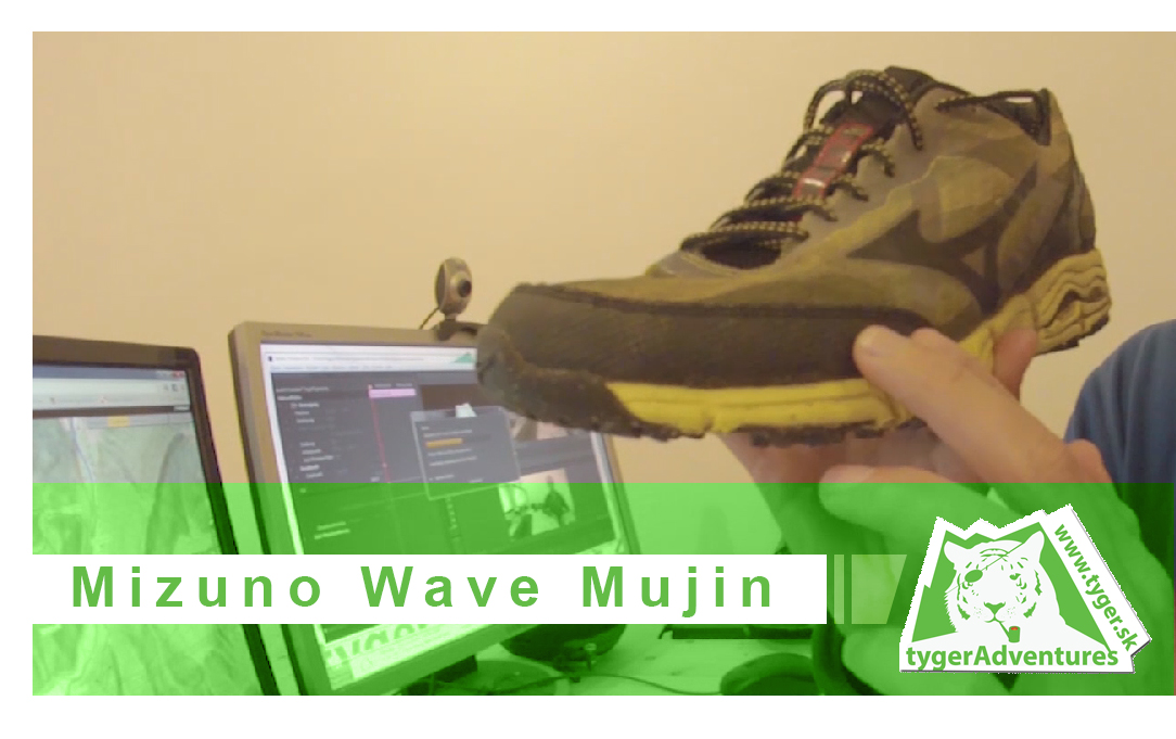 video recenzia mizuno Wave Mujin