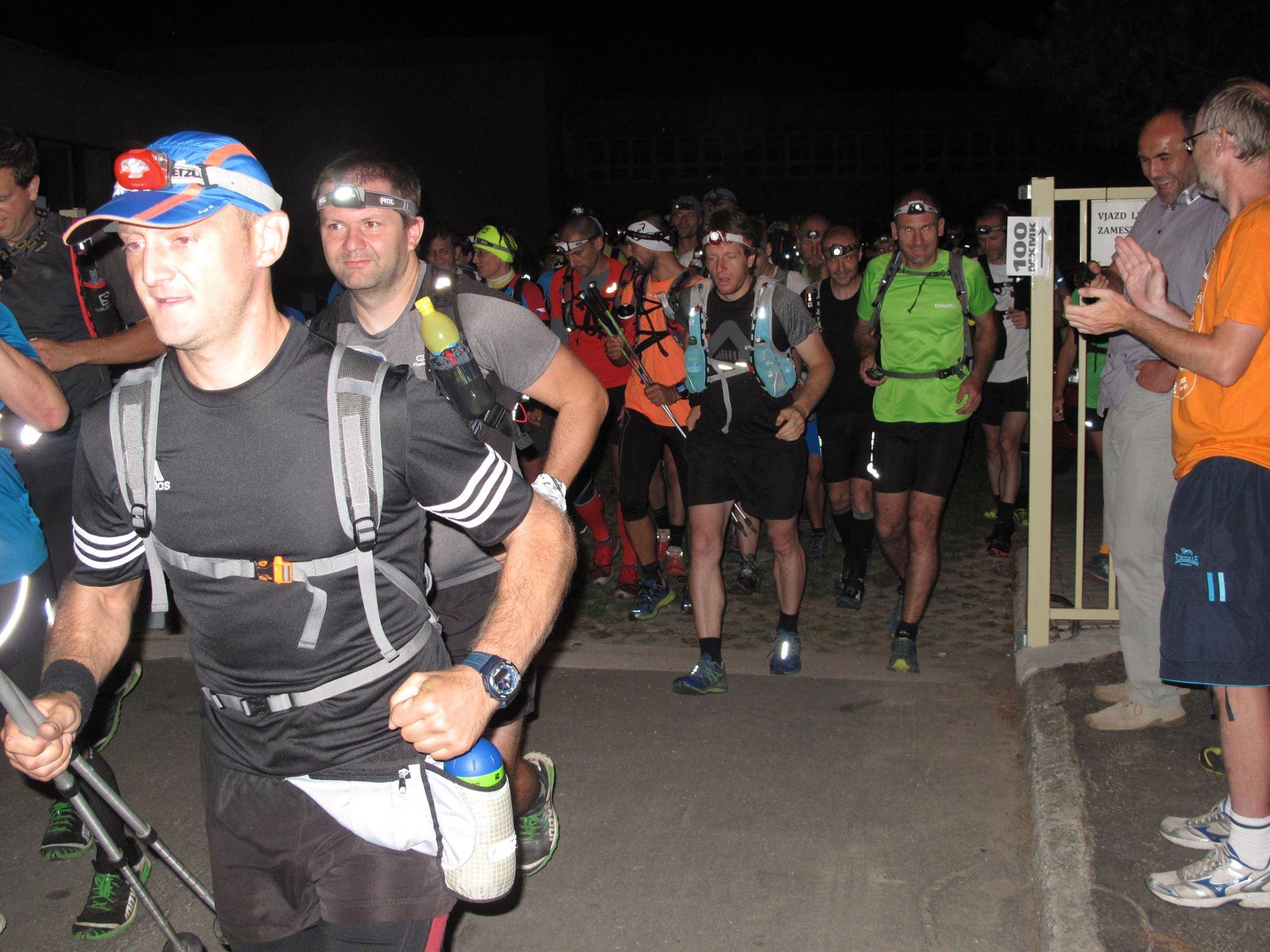 Expresky z hôr 25 - 100 Míľ Krajom Malých Karpát, zdroj: FB page Slovak Ultra Trail
