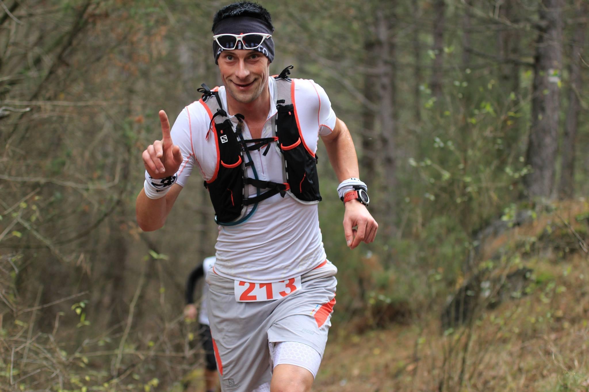Expresky z hôr 40 - Tomáš Podpera, celkový víťaz, zdroj: FB page Výživná štvorka