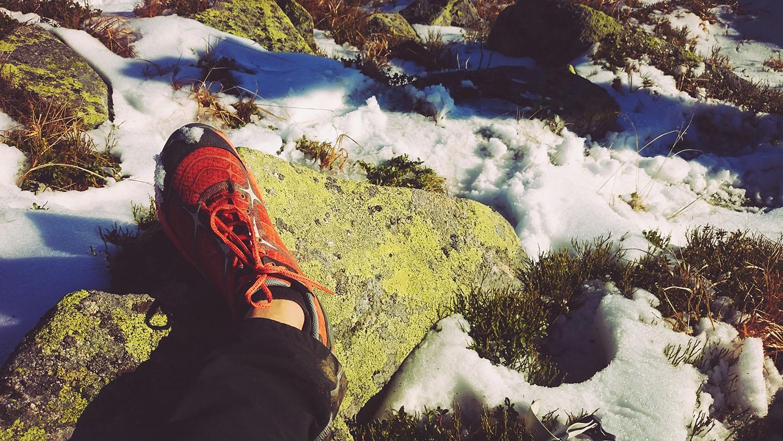 Nízke Tatry členkové ponožky
