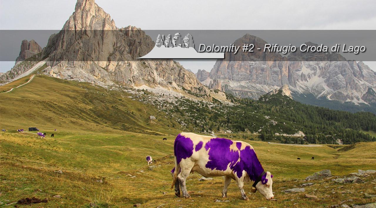 Expresky z hôr 82 - Seriál Dolomity od Januriek